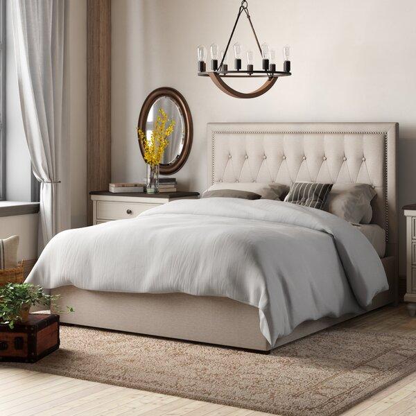 Sedgwick Queen Upholstered Storage Platform Bed by Birch Lane™ Heritage
