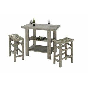 Elliot Pub Table Set by August Grove