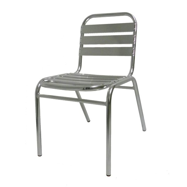 Stacking Patio Dining Chair by H&D Restaurant Supply, Inc.