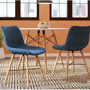 Read Reviews Vanwinkle Side Chair (Set of 2) ByGeorge Oliver