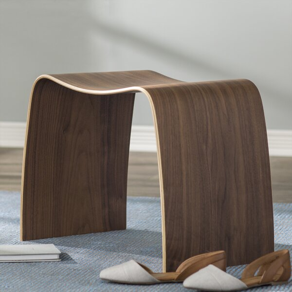 Clarmont Stacking Stool by Wade Logan