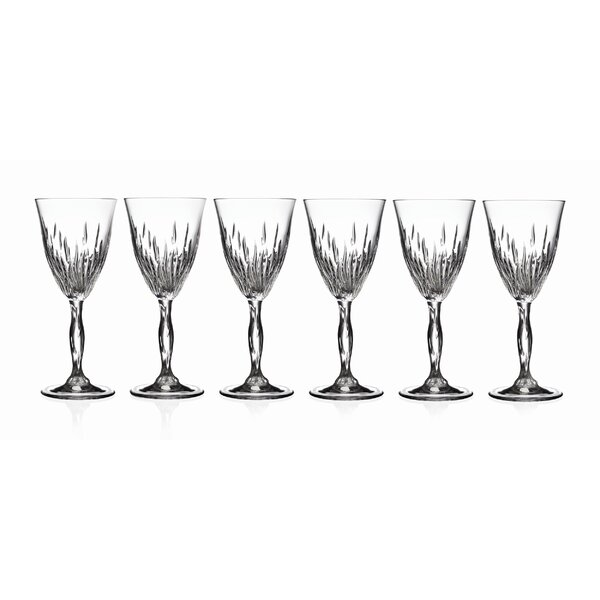 RCR Fire 2 oz. Crystal Liqueur Glass (Set of 6) by Lorren Home Trends