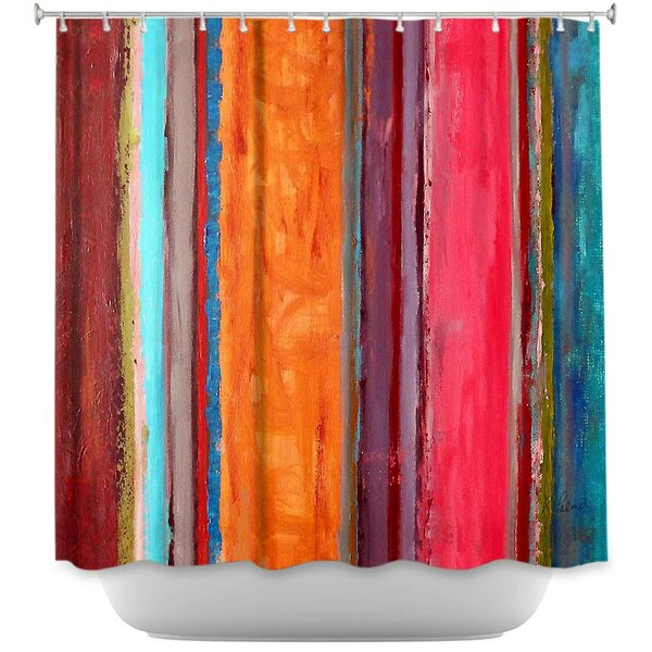 Feel Good Shower Curtain by East Urban Home