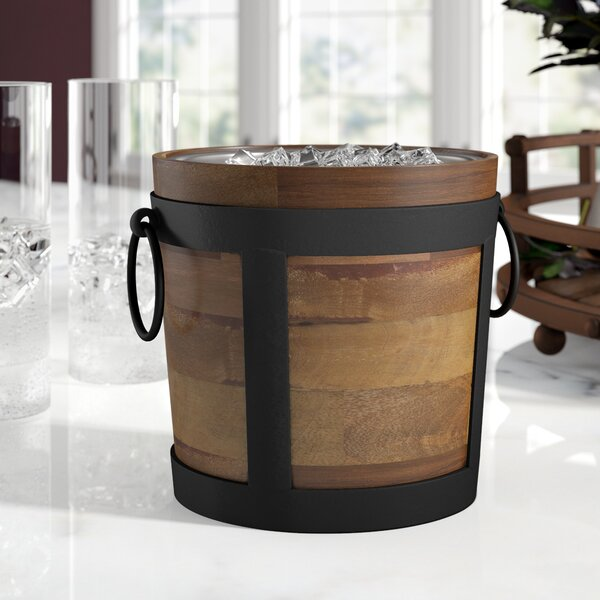 Edmunds Ice Bucket by Birch Lane™ Heritage