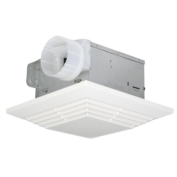 Ventilation Fan in White by Craftmade