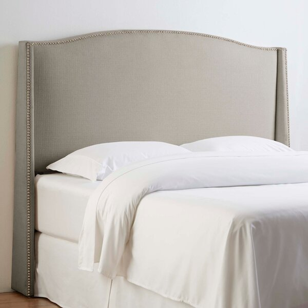 Stillman Upholstered Wingback Headboard by Birch Lane™ Heritage