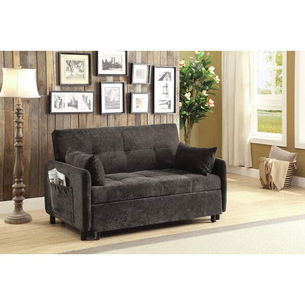 Aileu Sleeper Reclining Sofa by Latitude Run