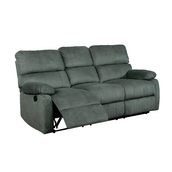 Burgoyne Reclining Sofa by Red Barrel Studio