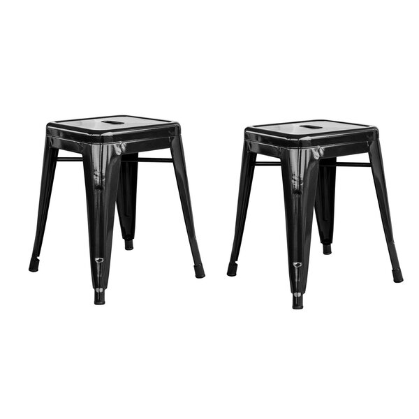 Cher 18 Bar Stool (Set of 2) by Williston Forge