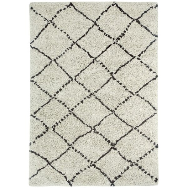 Woodward Trellis Rhinestone Area Rug by Union Rustic