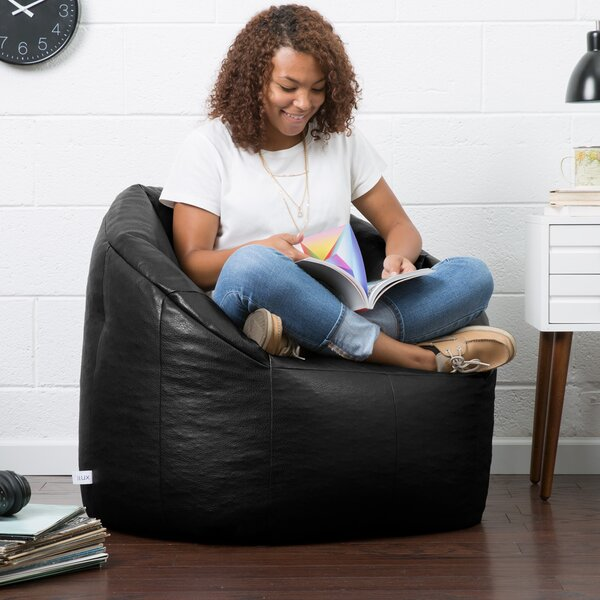 Big Joe Milano Bean Bag Lounger by Comfort Research
