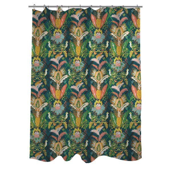 Tropicale Shower Curtain by One Bella Casa