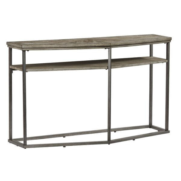 Gracie Oaks Wood Console Tables