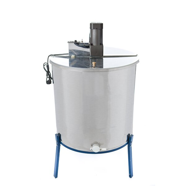Beekeeping Equipment Four-Frame Electric Honey Extractor by Borders Unlimited