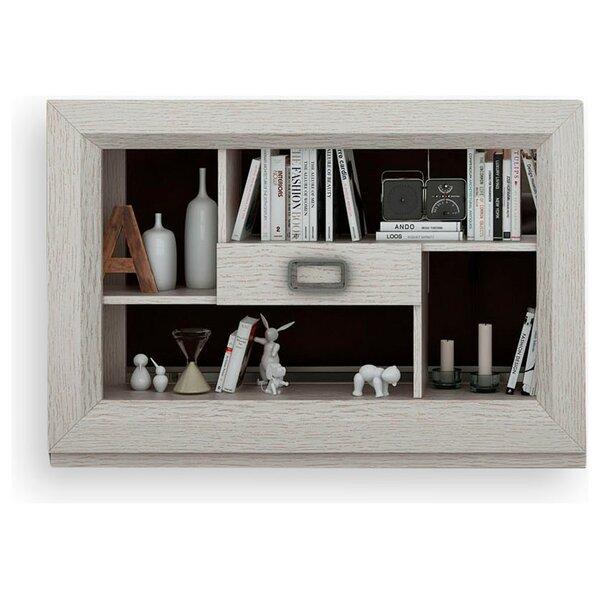 Clemens Geometric Bookcase By Brayden Studio