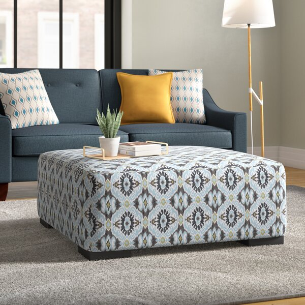 Retford Ottoman by Ebern Designs