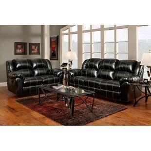 Kishmar Reclining Configurable Living Room Set Red Barrel Studio