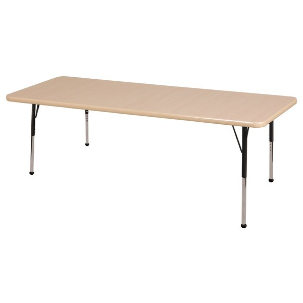 ECR4Kids® 72 x 30 Rectangular Activity Table by ECR4kids