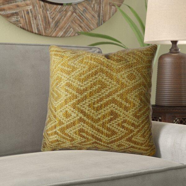 Robison Handmade Luxury Pillow by Bloomsbury Market