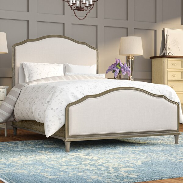 Watson Upholstered Standard Bed by Birch Lane™ Heritage
