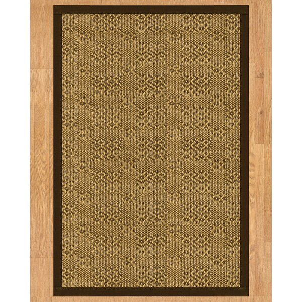 Parson Hand Crafted Fudge Area Rug by Natural Area Rugs