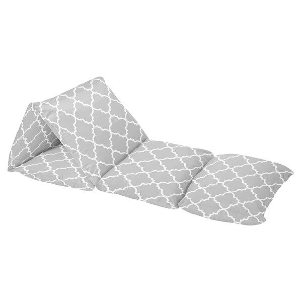 Trellis Floor Pillow Lounger Cover by Sweet Jojo Designs