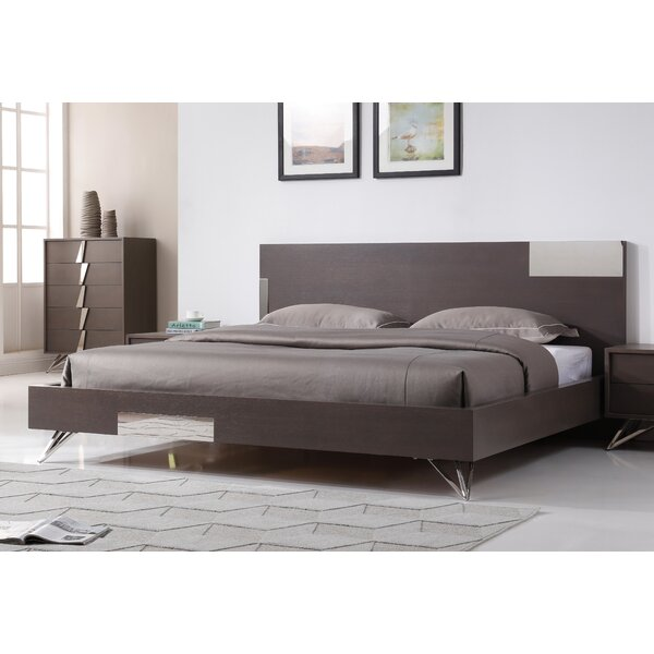 Delossantos Platform Bed by Orren Ellis