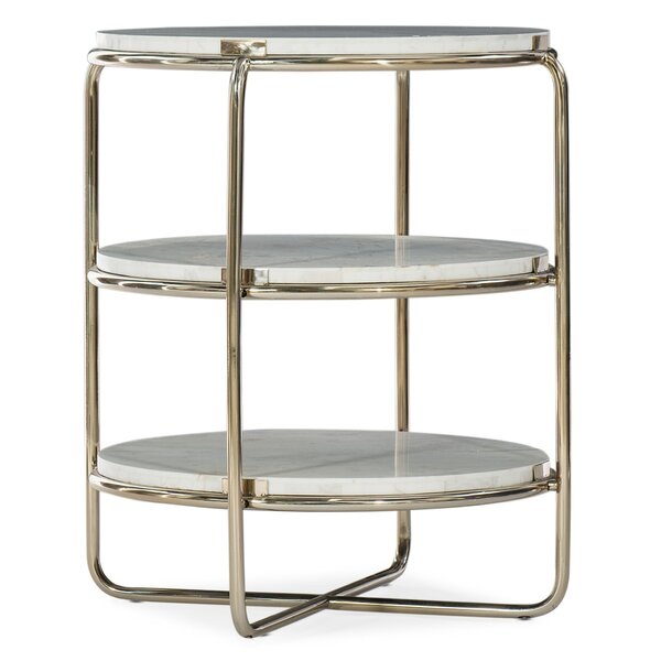 Melange Kiera End Table by Hooker Furniture