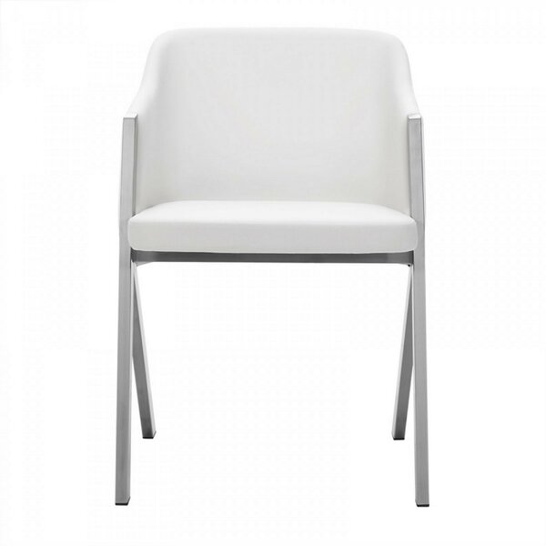 Tishomingo Upholstered Arm Chair (Set of 2) by Orren Ellis Orren Ellis