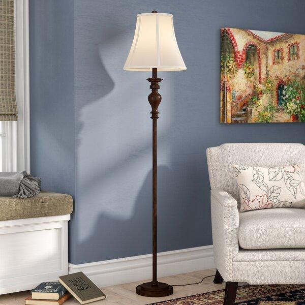 Millington 62 Floor Lamp by Charlton Home