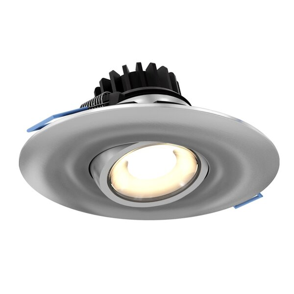 Gimbal 4 Open Recessed Trim by DALS Lighting