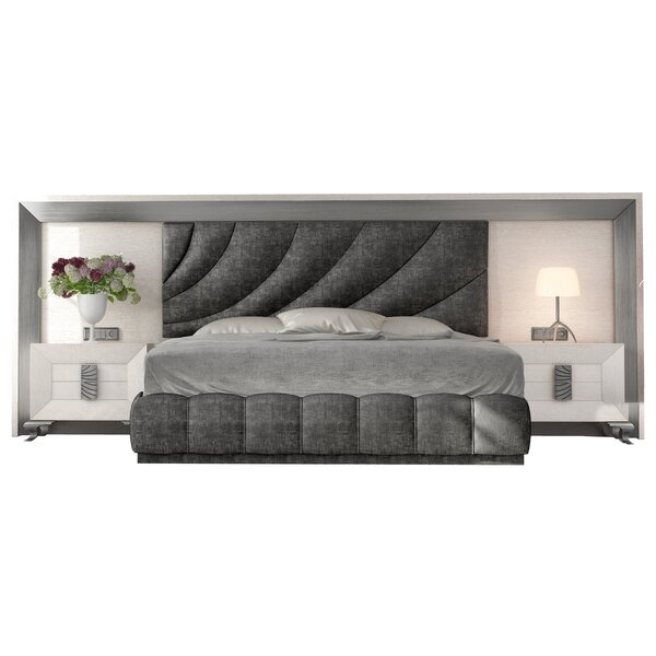 Jerri Standard 3 Piece Bedroom Set By Everly Quinn Herry Up