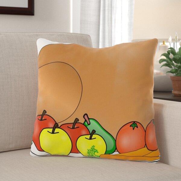 Rawtenstall Turkey Indoor/Outdoor Throw Pillow