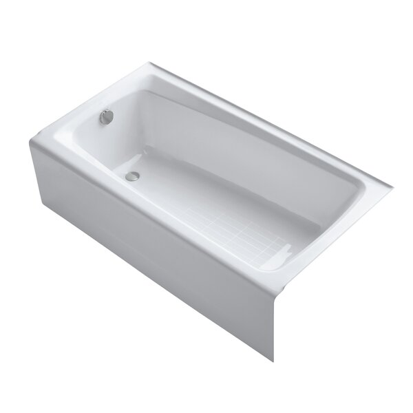 Mendota 60 x 32 Soaking Bathtub by Kohler