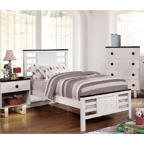 Addilyn Kids Platform Bed by Harriet Bee