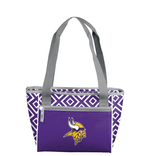 16 Can NFL DD Picnic Tote Cooler by Logo Brands