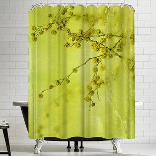 Zina Zinchik Morning Sun Shower Curtain