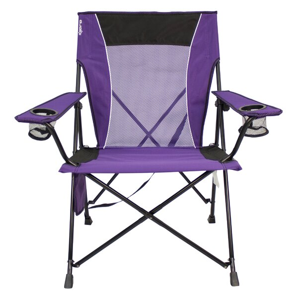 Andreas Dual Lock Folding Camping Chair by Freepor