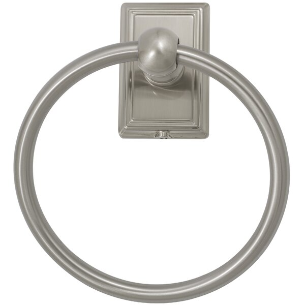 Westwood Wall Mounted Towel Ring by Stone Harbor Hardware