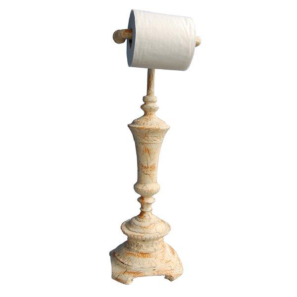 Free Standing Trophey Freestanding Toilet Paper Holder