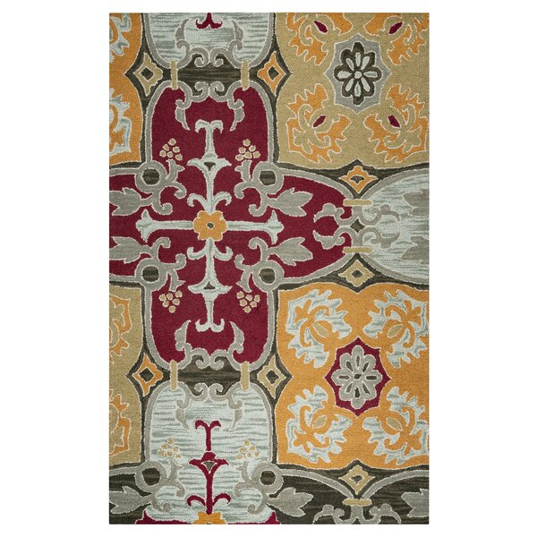 Hand-Tufted Area Rug by The Conestoga Trading Co.