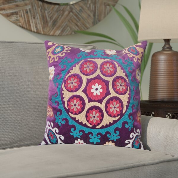 Laurel Throw Pillow (Set of 2) by Bungalow Rose