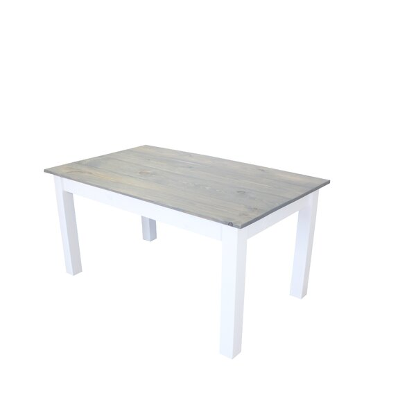 Ariana Solid Wood Dining Table by Breakwater Bay Breakwater Bay