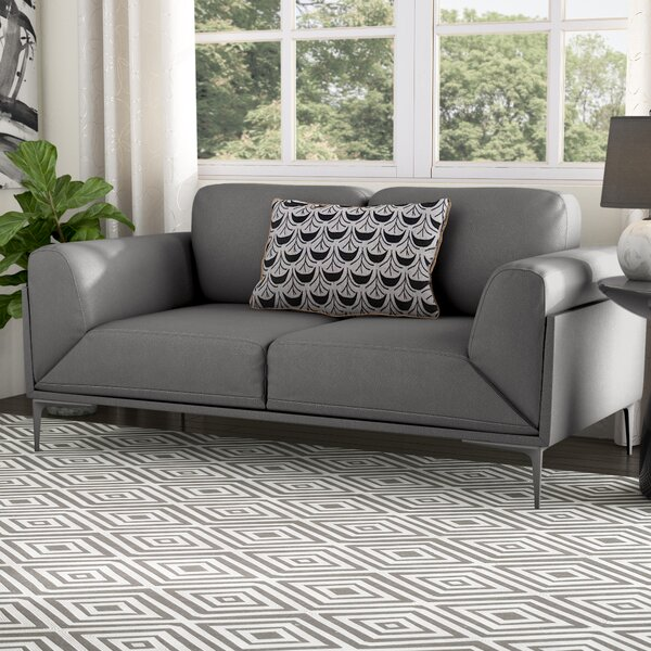 Perfect Quality Brisbin Loveseat by Wade Logan by Wade Logan