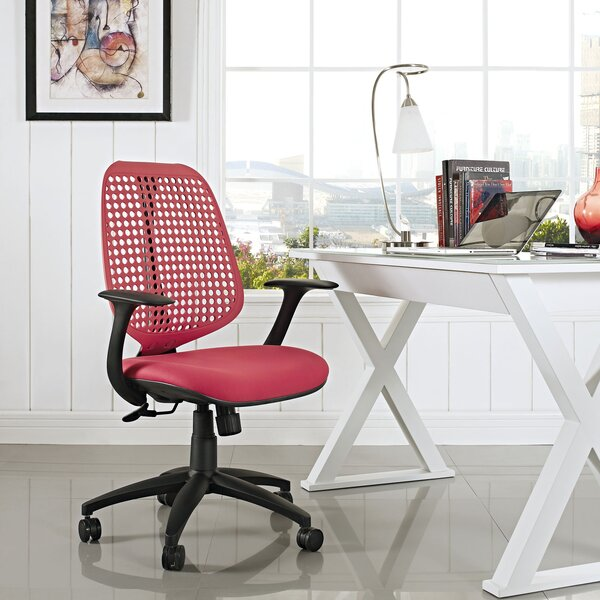 Reverb Mid-Back Desk Chair by Modway