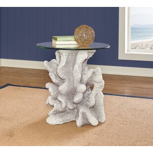 Geomar Reef End Table