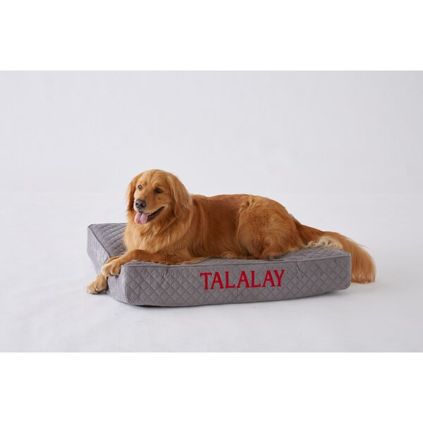 Dog Bed Pillow by Talalay Living