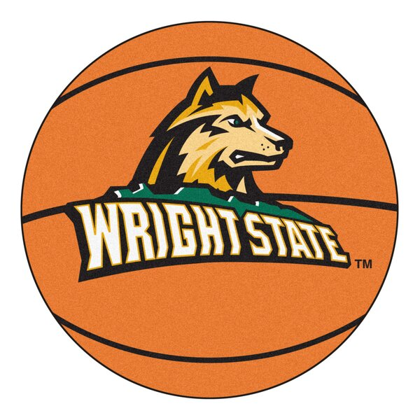 NCAA Wright State University Basketball Mat by FANMATS