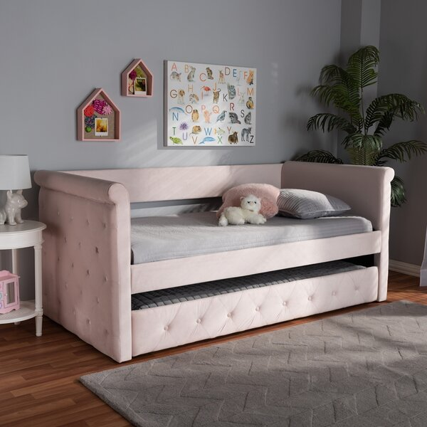 Leupp Twin Daybed With Trundle By Ebern Designs