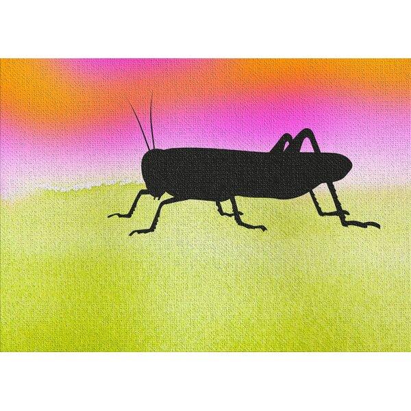 Grasshopper Green Area Rug